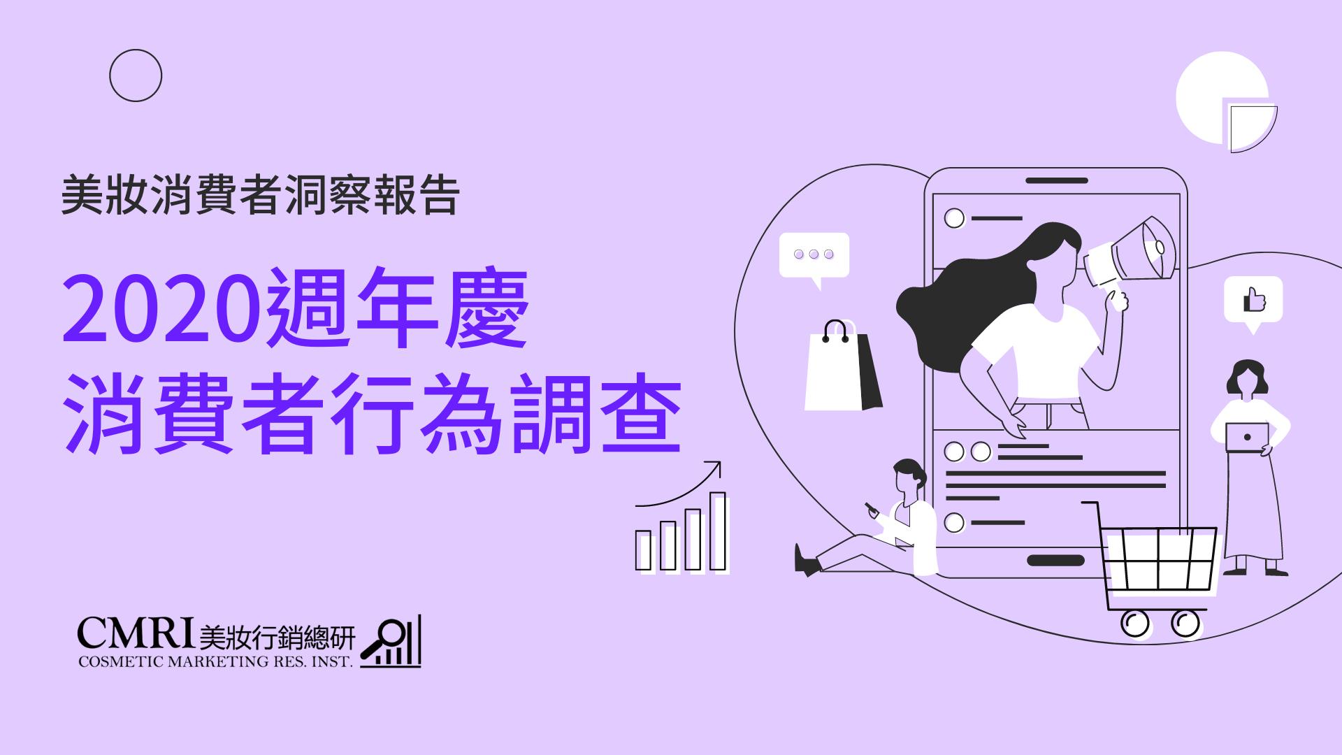 【消費者洞察】2020週年慶消費者行為調查